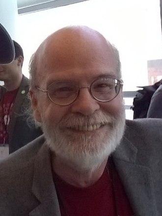 Charles Petzold - Image: Charles Petzold in 2015 (cropped)