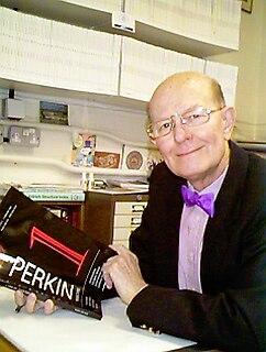Charles Rees British organic chemist