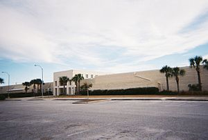 Charlotte County, Florida - Charlotte County Jail front entrance