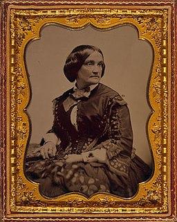 Charlotte Cushman 19th-century American actress