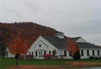 Charlotte, Vermont - Charlotte town hall