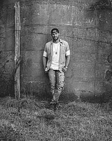 Chase Rice - the friendly, charming,  musician  with American roots in 2018