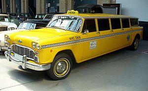 Checker Motors Corporation - Checker Aerobus