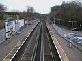 Chelsfield station high southbound.JPG