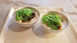 Chendol at Cendol Melaka, Changi Village.jpg