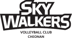 Cheonan Hyundai Capital Skywalkers logo