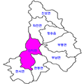 Cheongsong map-andeok-myeon.png