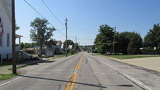 Cherry Fork, Ohio Unincorporated community in Ohio, United States