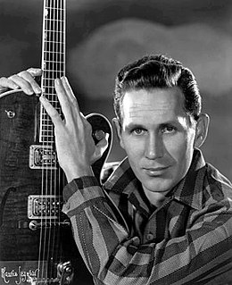Chet Atkins American guitarist and record producer