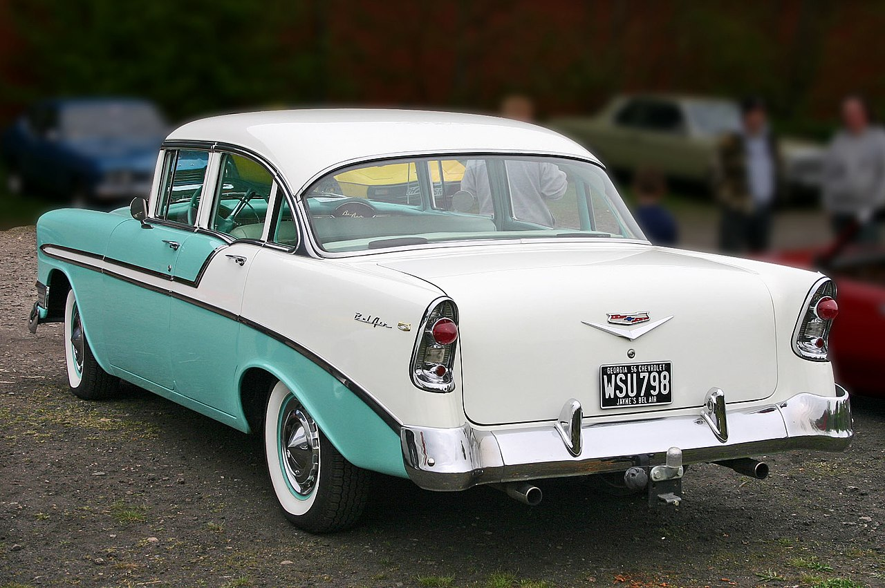 File chevrolet bel air 1956 4door sedan rear jpg