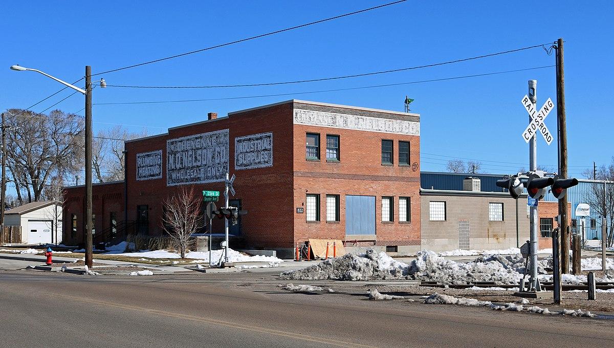 Cheyenne Flour Milling Company Wikipedia