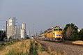 Cheyenne Frontier Days Train - Denver, Colorado (14564192877).jpg