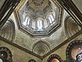 Chhatrapati Shivaji Terminus (formerly Victoria Terminus) - Central dome over grand staircase - 4.jpg