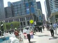File:Chicago anti-NATO march goes around police blockade, May 18, 2012.webm