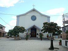La chiesa di San Giovanni Battista