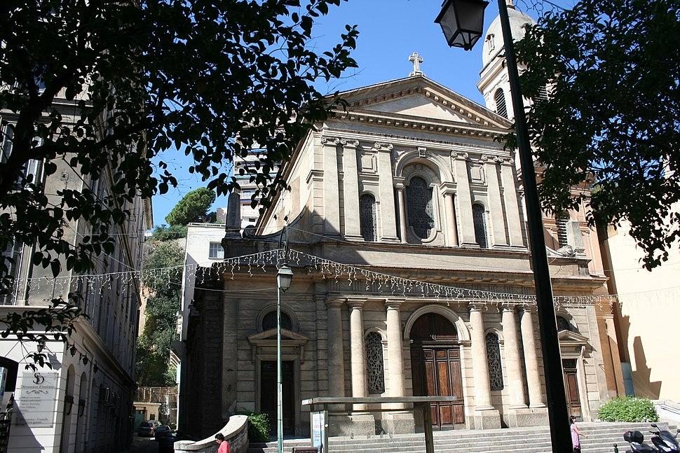 Chiesa di Saint-Roch ad Ajaccio