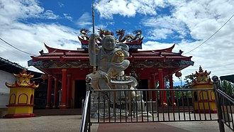 North Sulawesi - Chinese Temple located near Manado