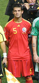Cristian chivu wikipedia chivu lining up for romania in august 2010 thecheapjerseys