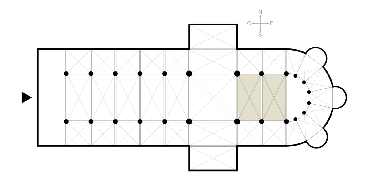 Coro Arquitectura Wikipedia La Enciclopedia Libre
