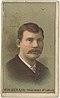Chris Von Der Ahe, St. Louis Browns, baseball card portrait LCCN2007680717.jpg
