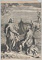 Christ and Saint Peter Met DP885888.jpg