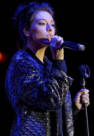 Christina Grimmie - Grimmie performing in Los Angeles in November 2014