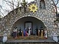 Christmas crib in Biskupin, Wrocław.jpg