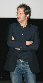 French actor, screenwriter, and film director