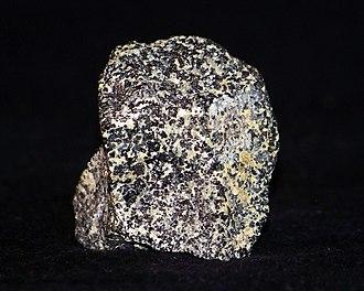 Chromium - Chromite ore