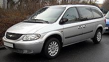 a1f424ed94d8d1 European market Chrysler Voyager. The RS minivans ...
