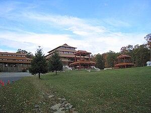 Kent, New York - Image: Chuang Yen Monastery 2004