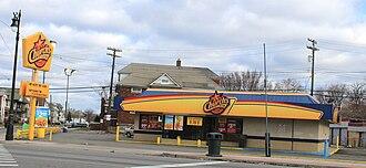 Church's Chicken - A Church's Chicken in Detroit.