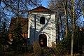 Church of All Saints, bell tower, 6 Podbialowa street, Gorka Kościelnicka, Nowa Huta, Krakow, Poland.jpg