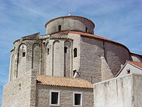 Church of St. Donat - Zadar - Croatia.jpg