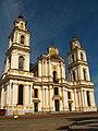 Church of the Assumption of the Blessed Virgin Mary in Budslaŭ - panoramio - Andrej Kuźniečyk (2).jpg