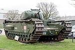 Churchill Mk I (A22) front-right 2017 Bovington.jpg