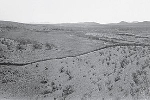 Ciénega Creek - Image: Cienega Creek Arizona 1880