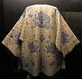 Cina, veste con draghi per membro della corte imperiale, XIX sec..JPG
