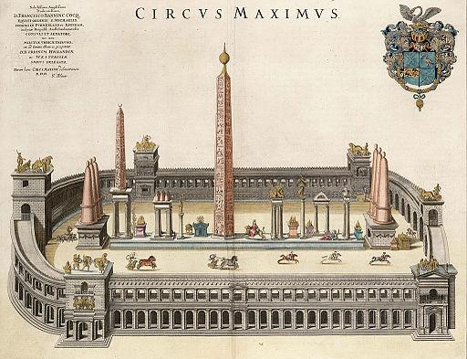 Circus Maximus (Atlas van Loon)