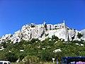 Citadel at Les Baux, Provence, France - panoramio.jpg
