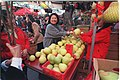 Citrus fruit (pomelos) are for sale during Chinese New Year, San Francisco, 2004.jpg