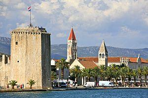 Venetian Dalmatia - Kamerlengo Castle