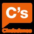Ciudadanos (logotipo en las papeletas electorales).png