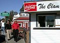 Clam Shack, a popular seafood restaurant, in Kennebunkport, Maine.jpg