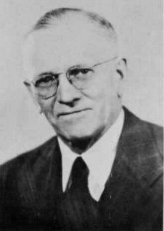 Clarence Norman Brunsdale - Image: Clarence Brunsdale