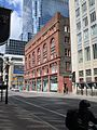 Classy old building, NE corner of Yonge and Shuter, across from the Eaton's Centre, 2017 05 14 -c (33829845934).jpg