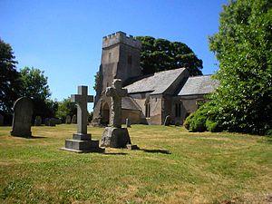 Church of St Mary Magdalene, Clatworthy - Image: Clatworthychurch