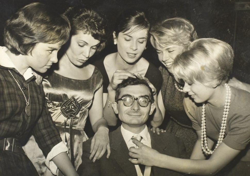 Claude Chabrol, 1959