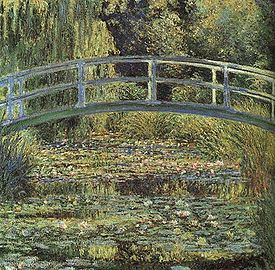 Water Lily Pond (Le bassin aux Nympheas) (1899)