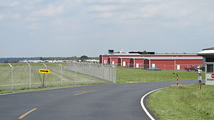 Clermont County Airport - Image: Clermont County Ohio Airport